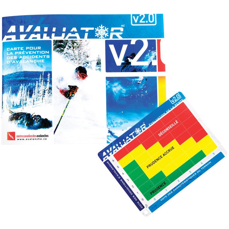 Avaluator Francais V2.0