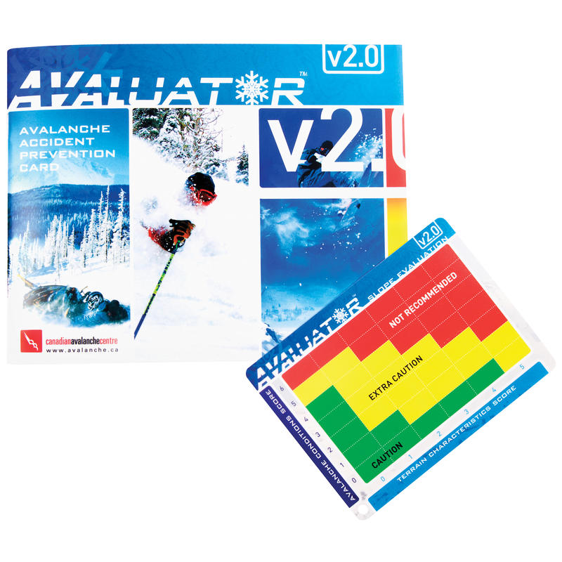 Trousse Avaluator V2.0 (en anglais)