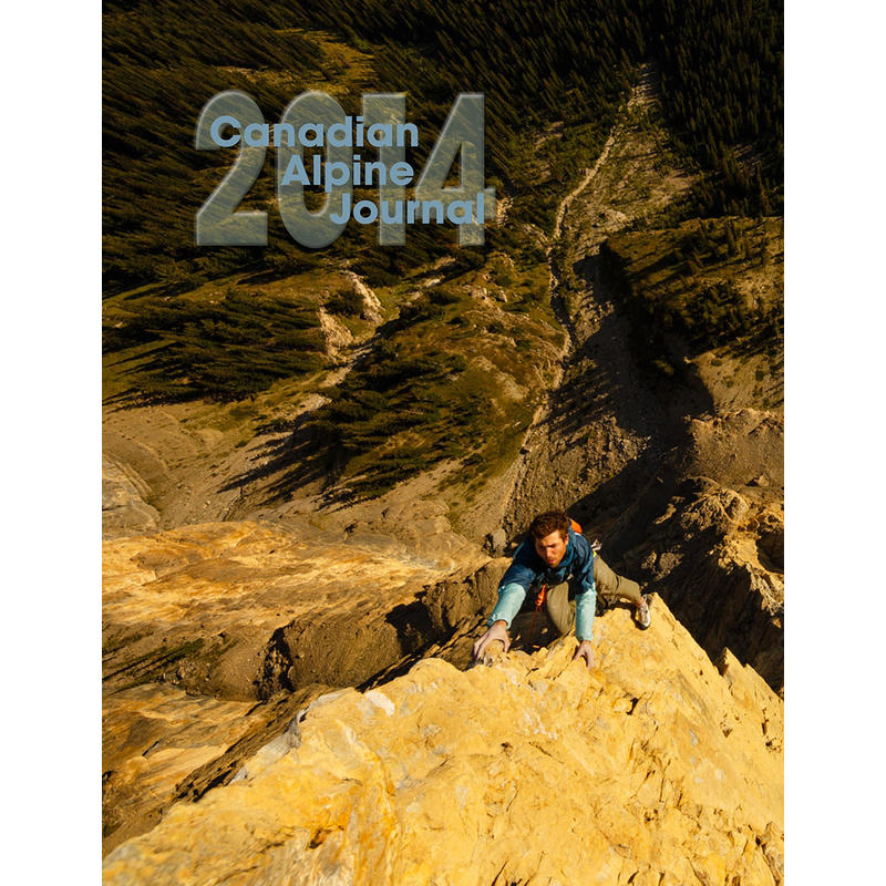 Canadian Alpine Journal 2014