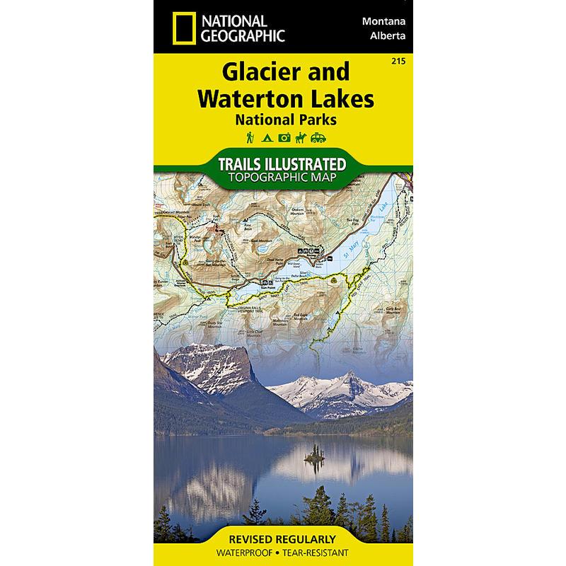 Glacier/Waterton National Park