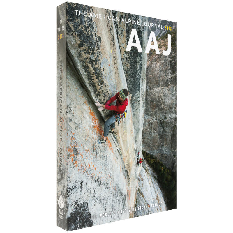 The American Alpine Journal 2013
