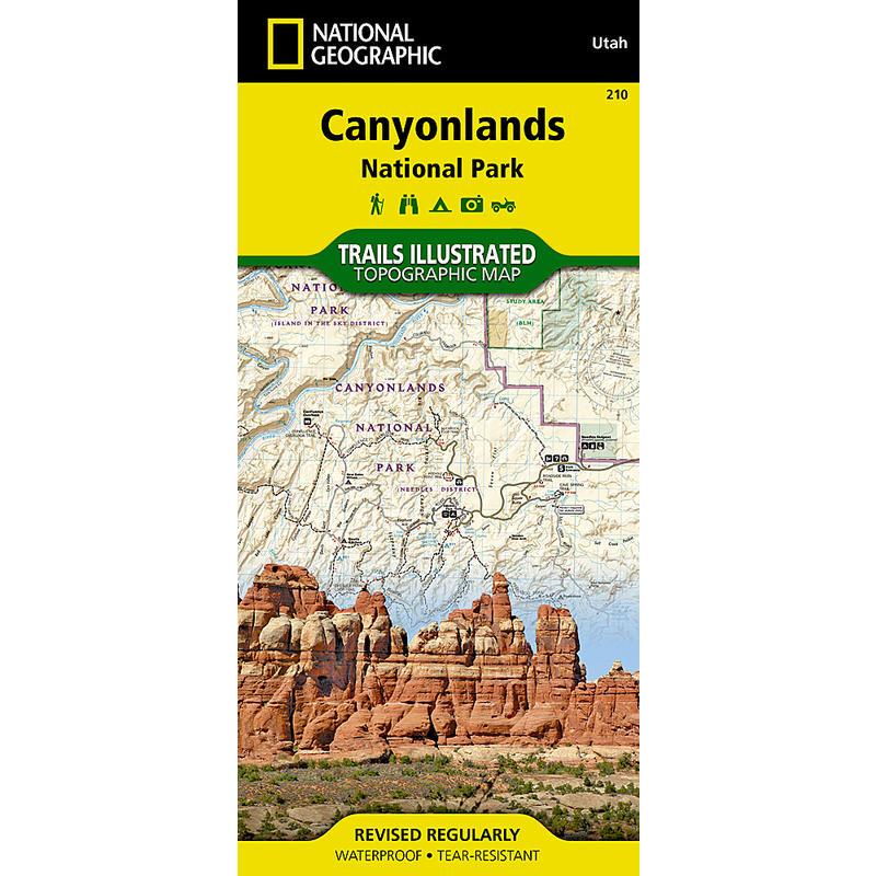 Canyonlands NP Needles