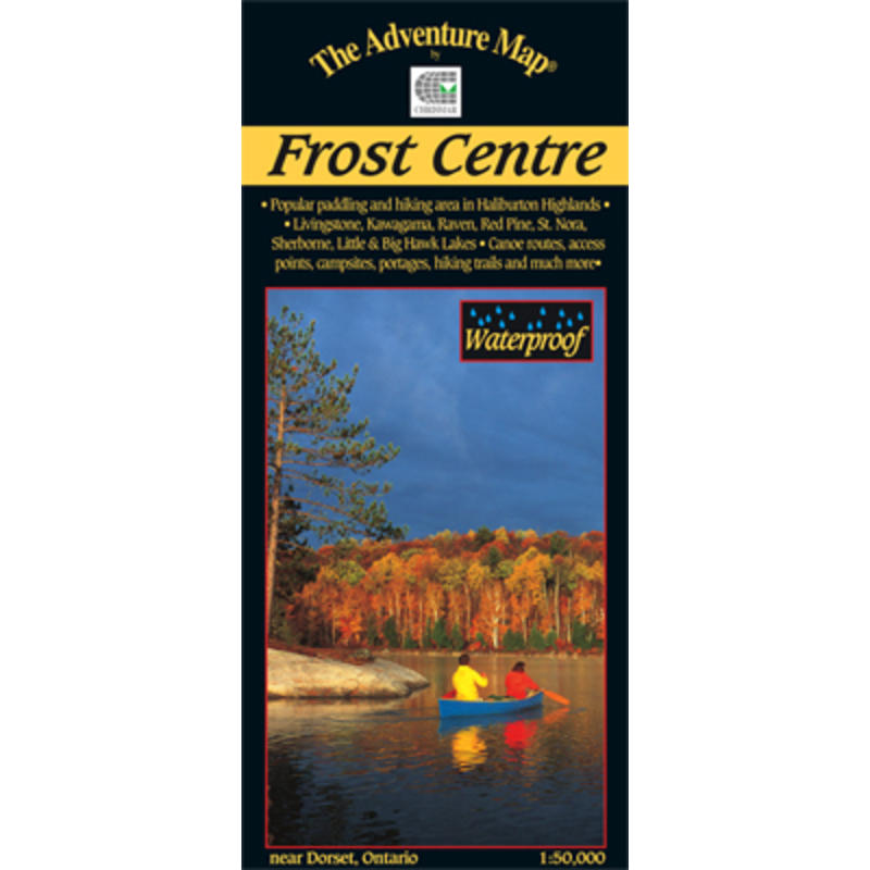 Frost Centre Area Map