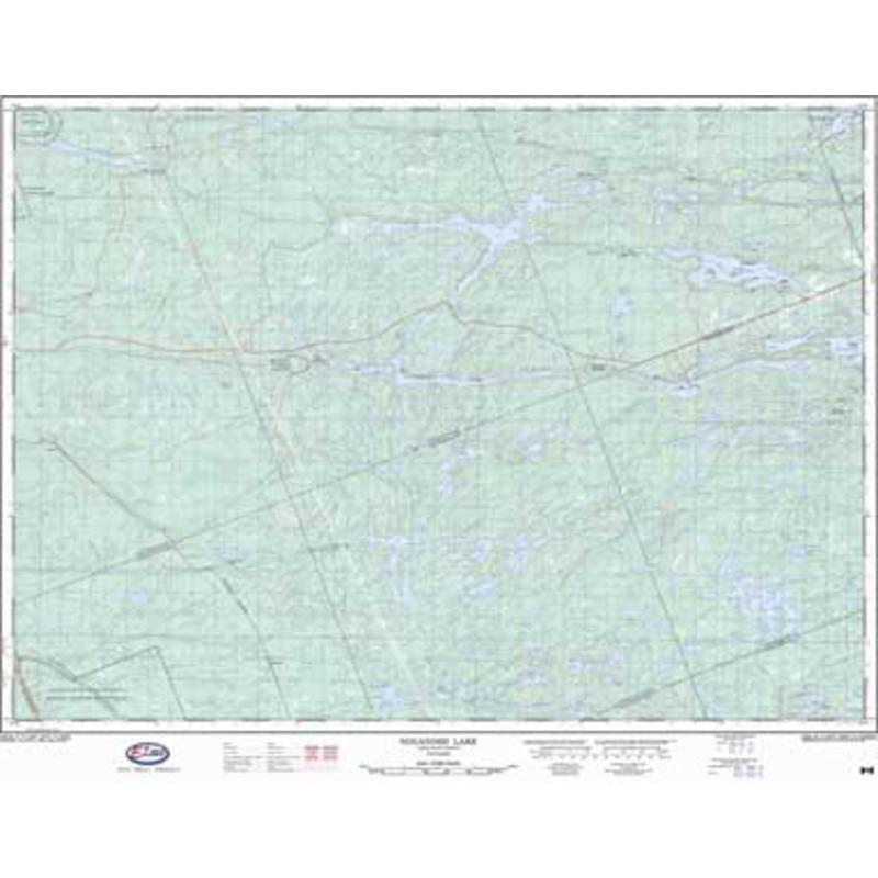 C.M. 41H16-NOGANASH LAKE