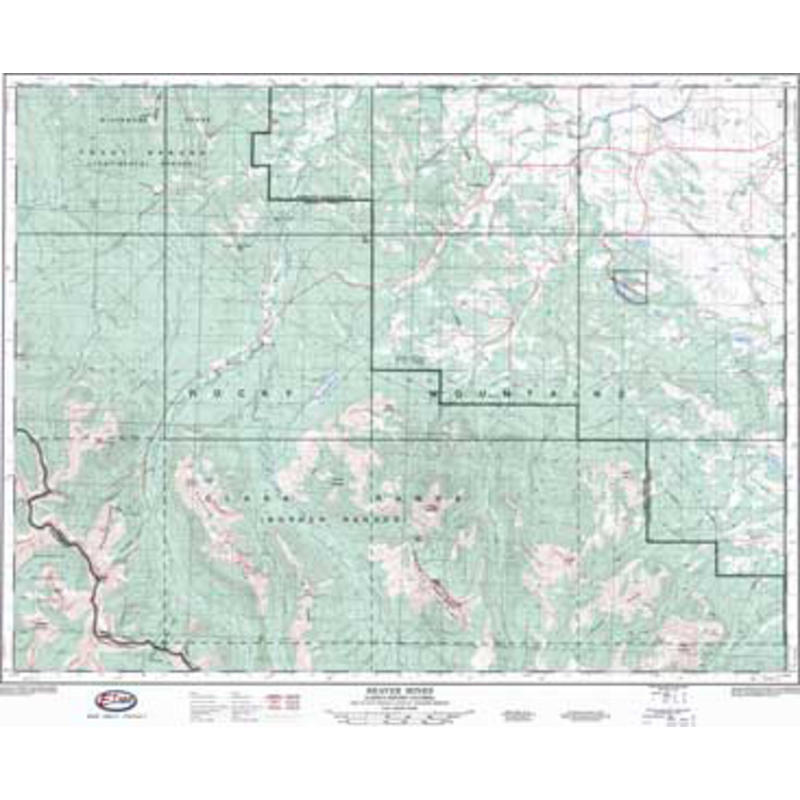 82G08-Beaver Mines