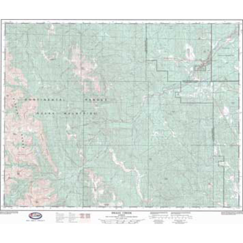 C.M. 82J15-BRAGG CREEK