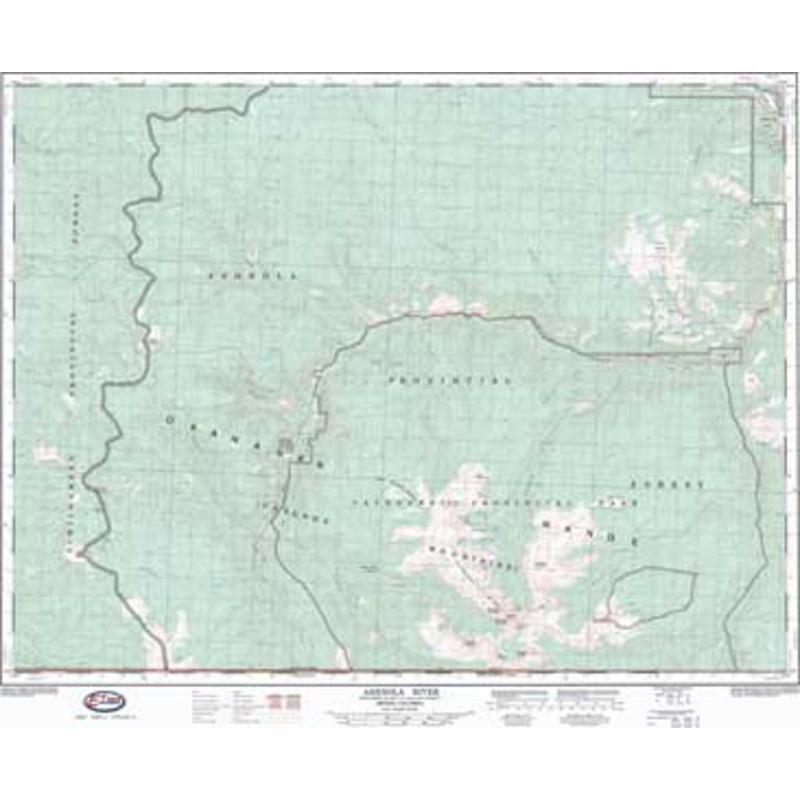 92H01-Ashnola River