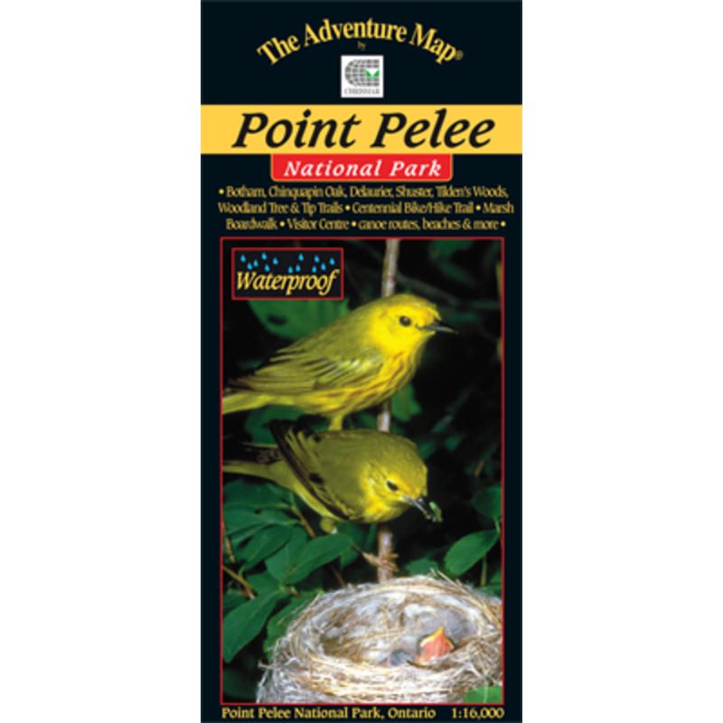 Point Pelee National Park Map