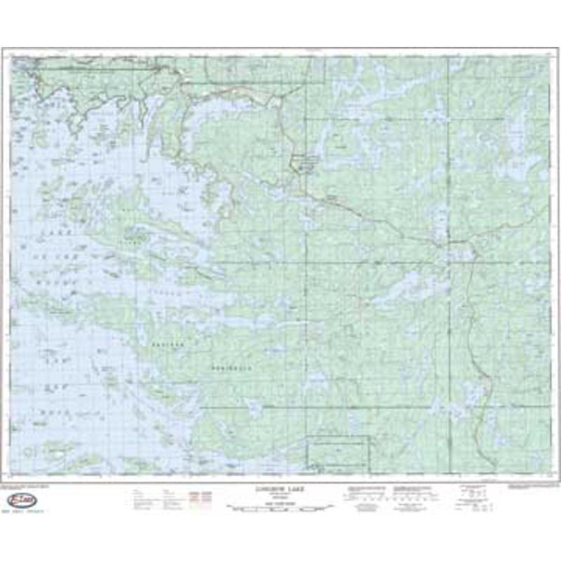 52E09-Longbow Lake