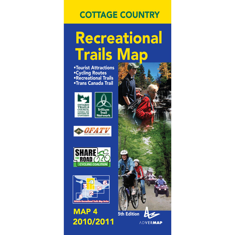 Cottage Country Map 4