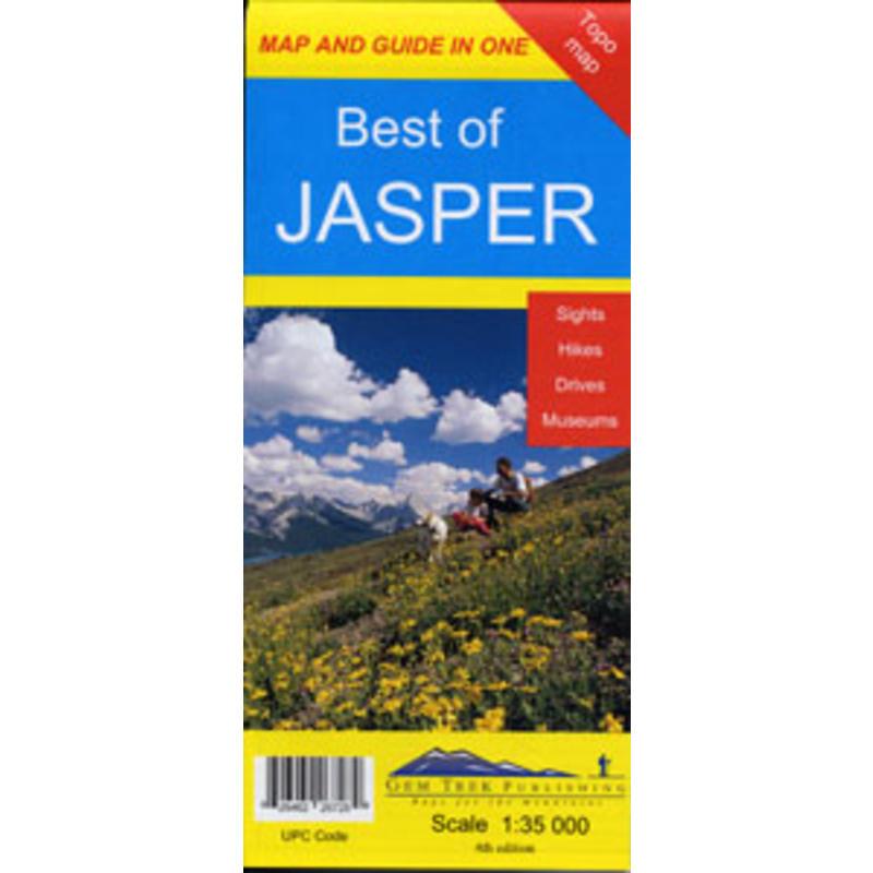 Best of Jasper Map Revised