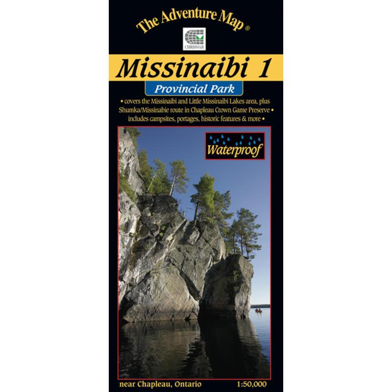 Missinaibi 1-Missinaibi Lake Area
