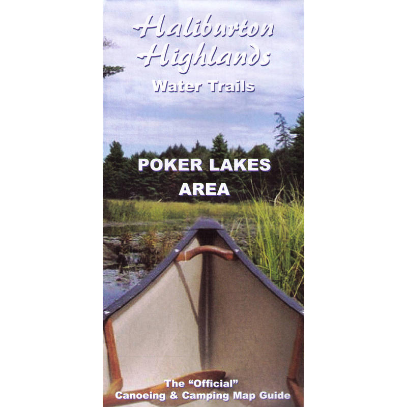 HHWT - Poker Lakes Area Map Guide