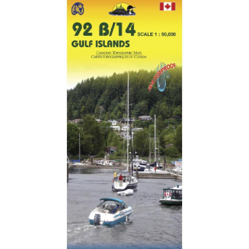 92B14-Gulf Islands/Nanaimo