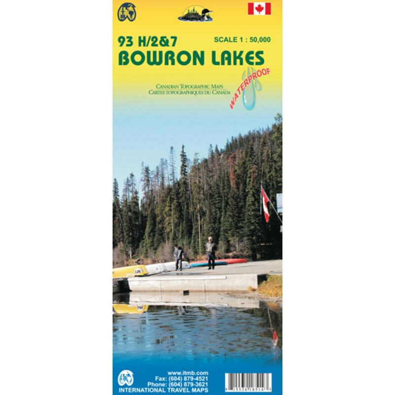 93H2/7-Bowron Lakes