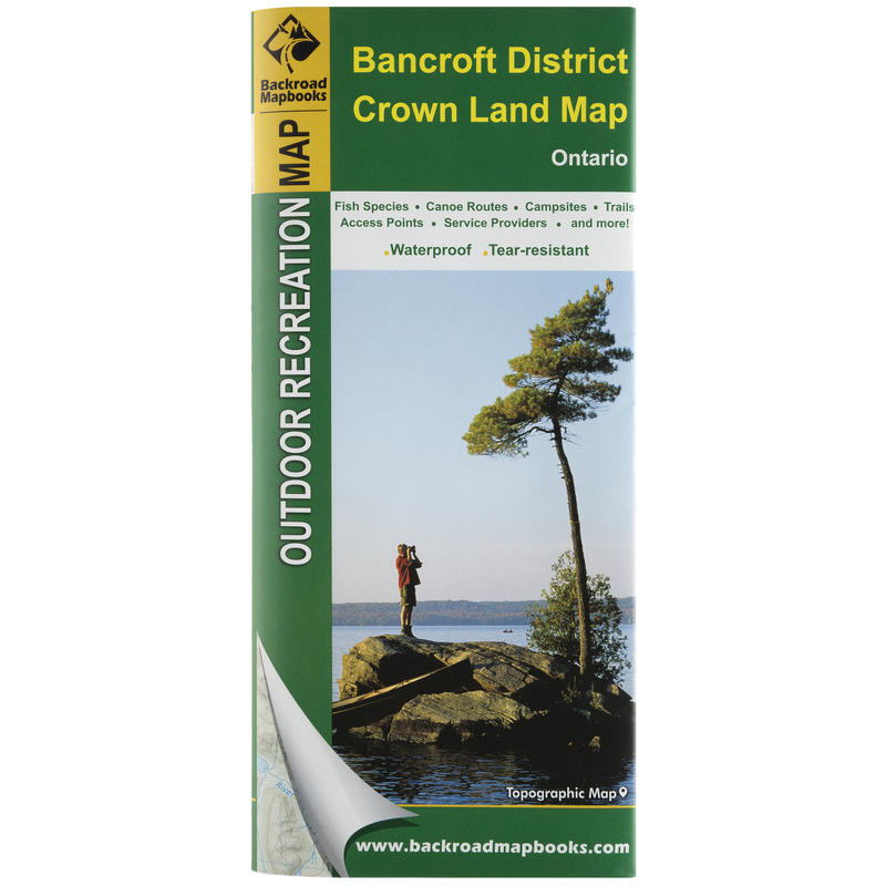 Bancroft Crown Land Map Special Edition