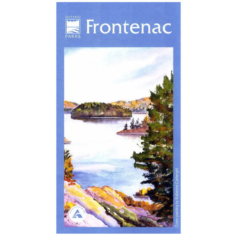 Frontenac Park Map 5th Edition