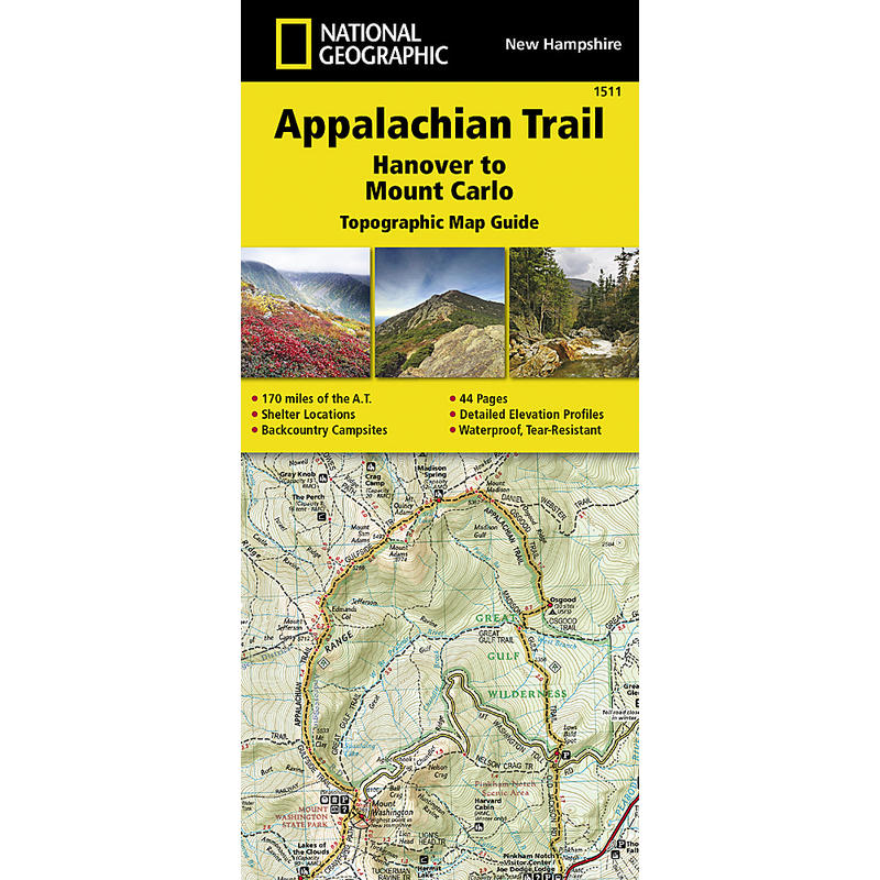 Appalachian Trail - Hanover to Mount Carlo