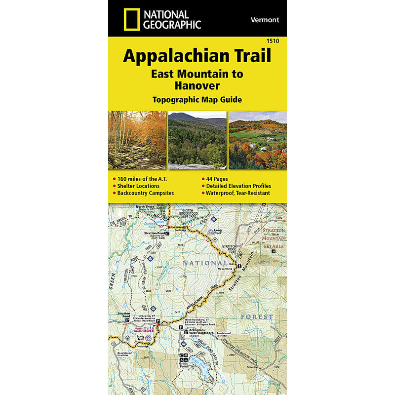 Appalachian Trail - East Mountain to Hanover