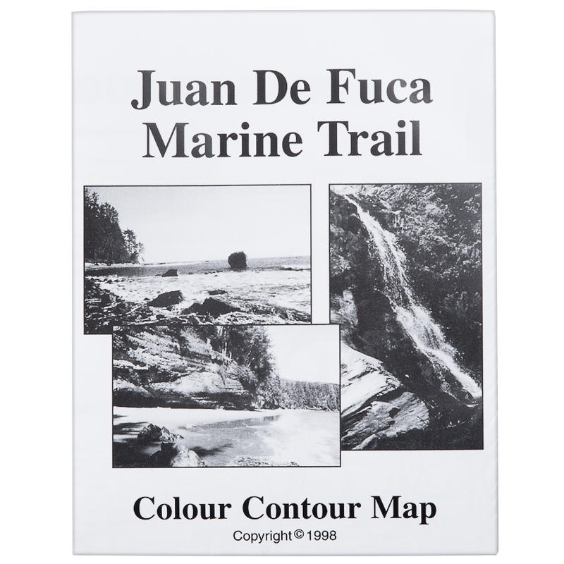 Juan de Fuca Marine Trail Map
