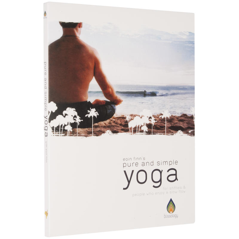 Pure and Simple Yoga DVD