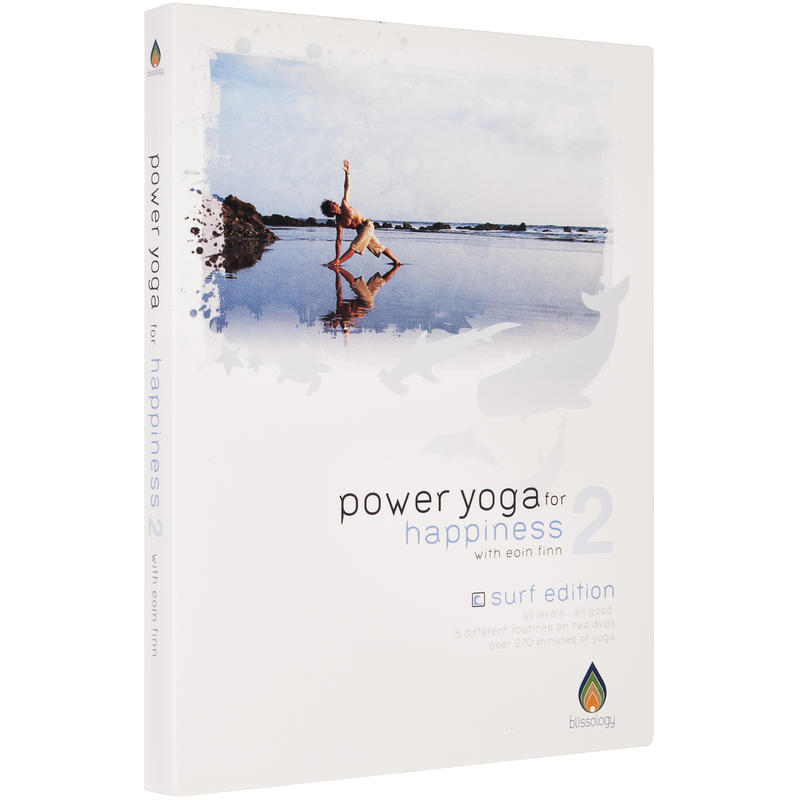 Power Yoga For Happiness 2 DVD