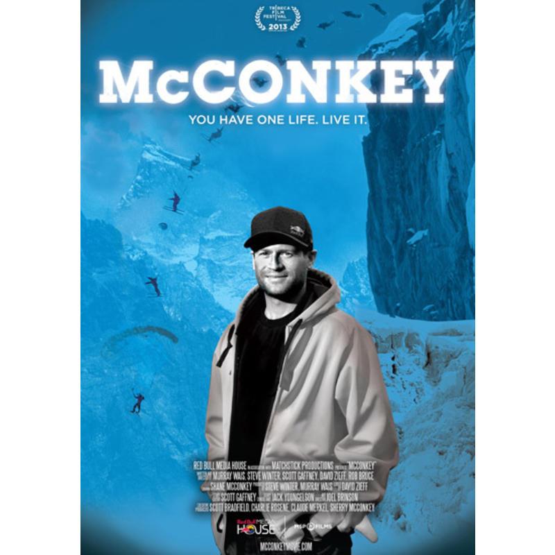 McConkey DVD