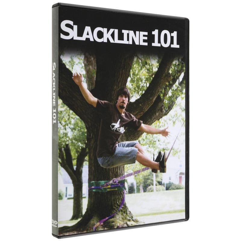 Slackline 101 DVD