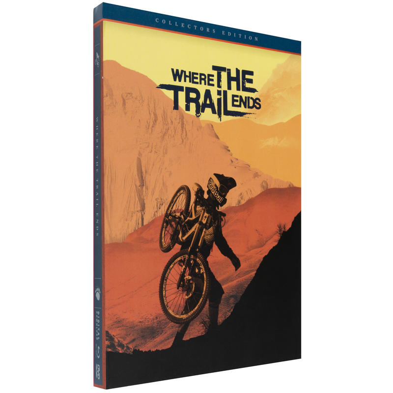 Where the Trail Ends DVD Set