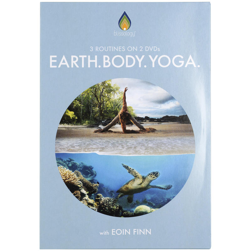 Earth.Body.Yoga. DVD
