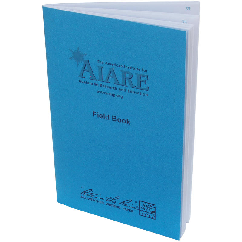 AIARE Field Book