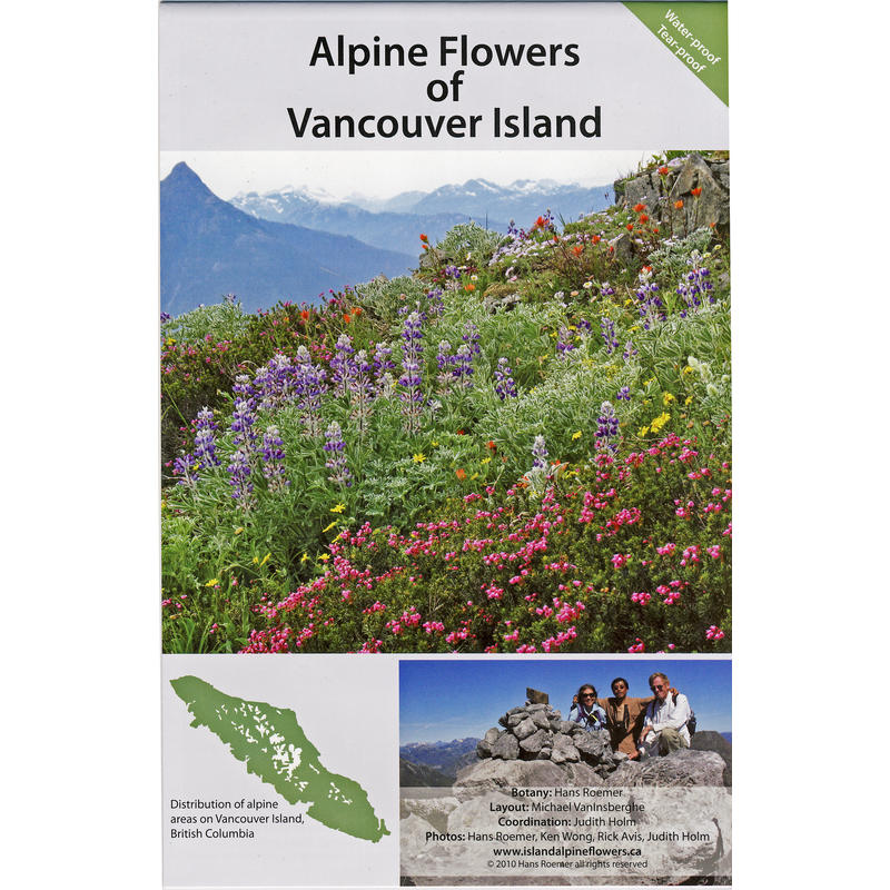 Alpine Flowers of Vancouver Island