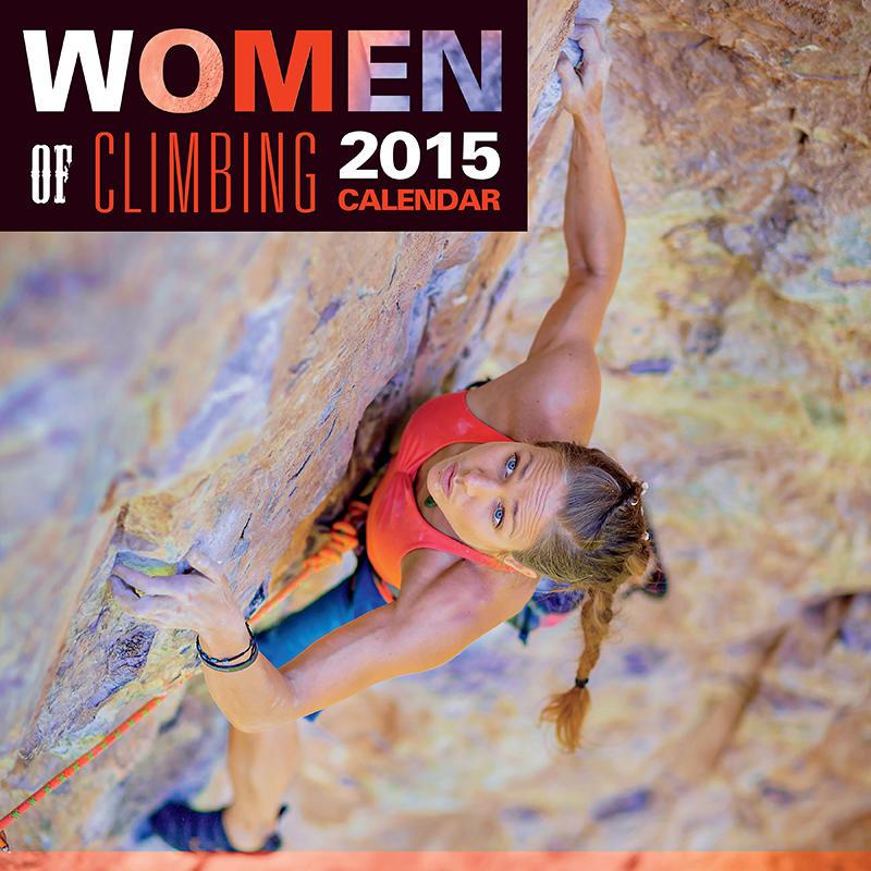 2015 Women of Climbing Calendar