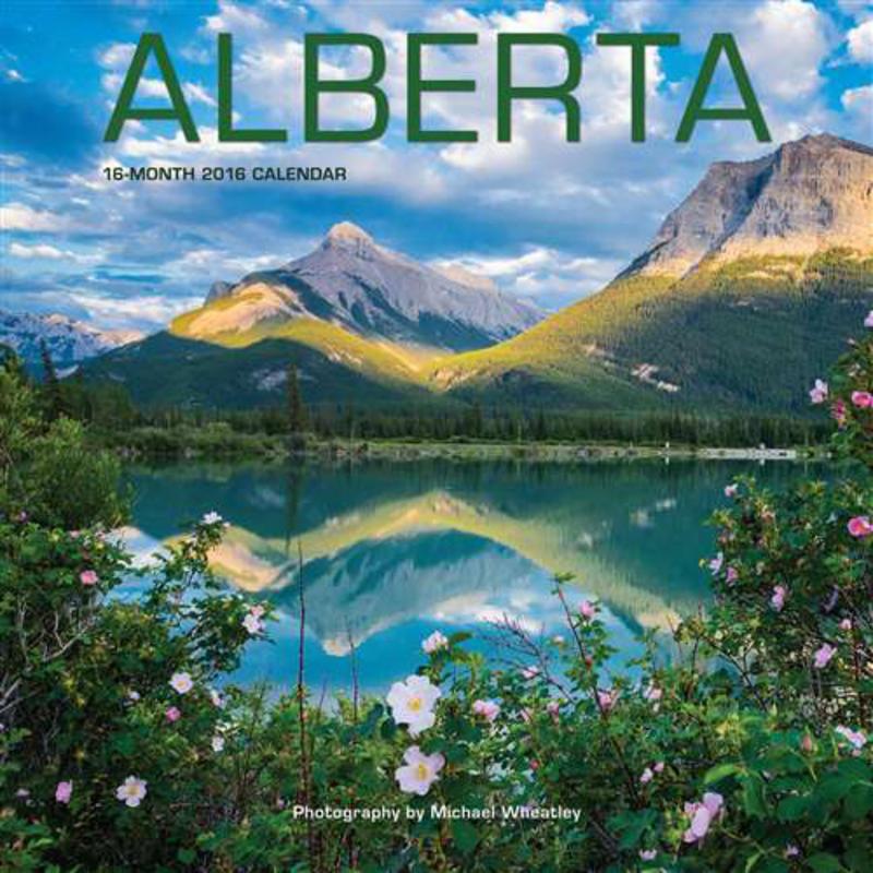 Calendrier Alberta 2016