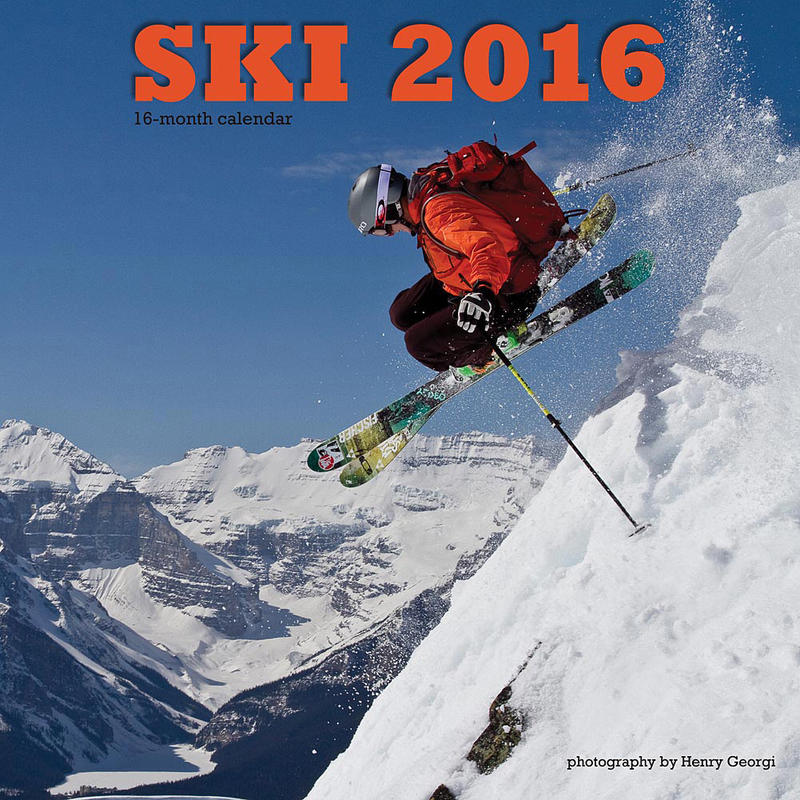 Calendrier Ski 2016