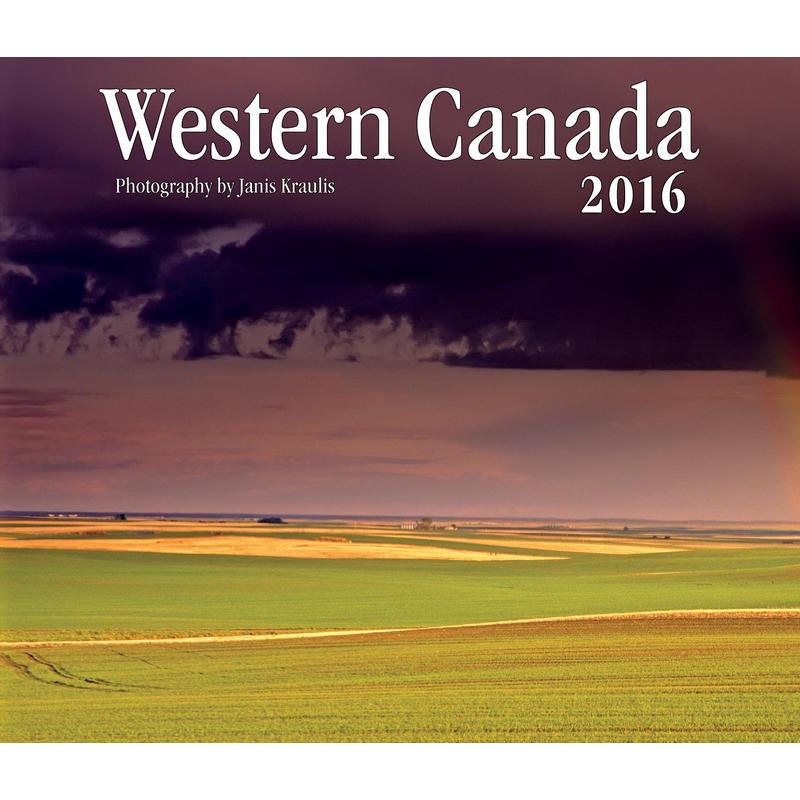 2016 Western Canada Calendar
