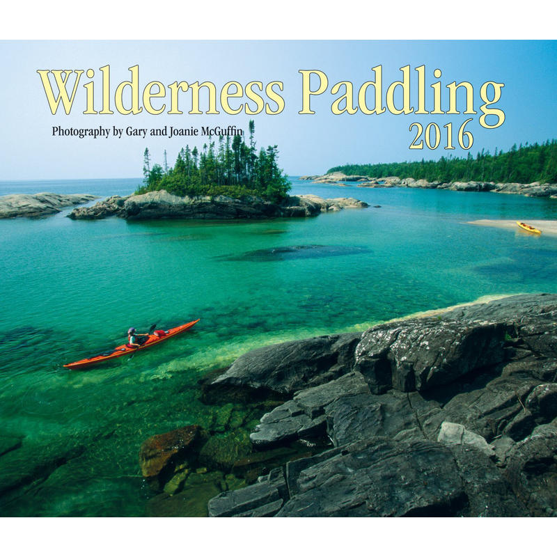 Calendrier Wilderness Paddling 2016