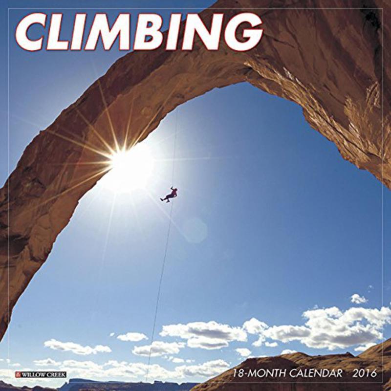 2016 Climbing Calendar