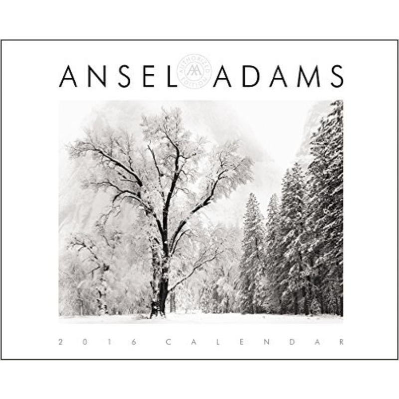 2016 Ansel Adams Wall Calendar