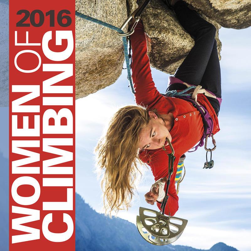 Calendrier Women of Climbing 2016