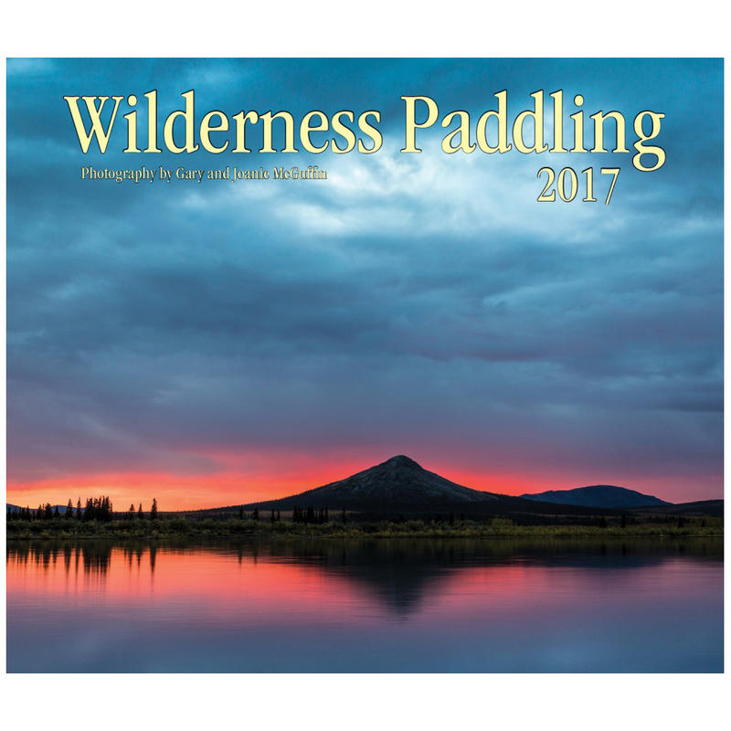 Calendrier Wilderness Paddling 2017