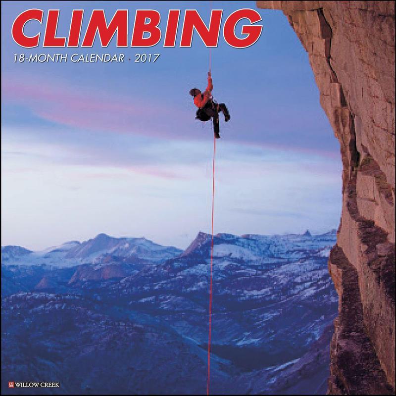 2017 Climbing Calendar