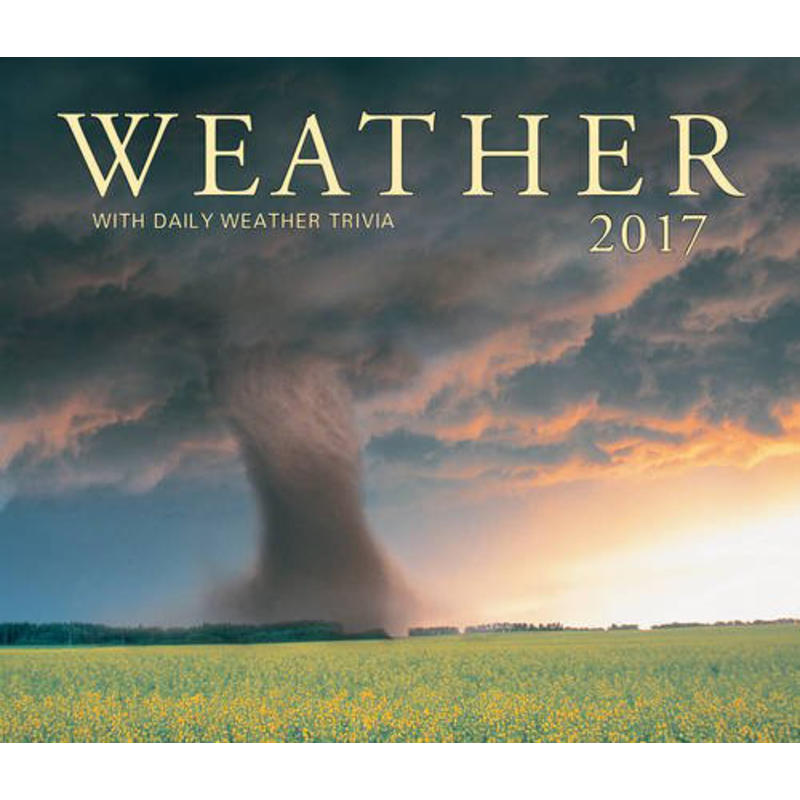 Calendrier Weather 2017