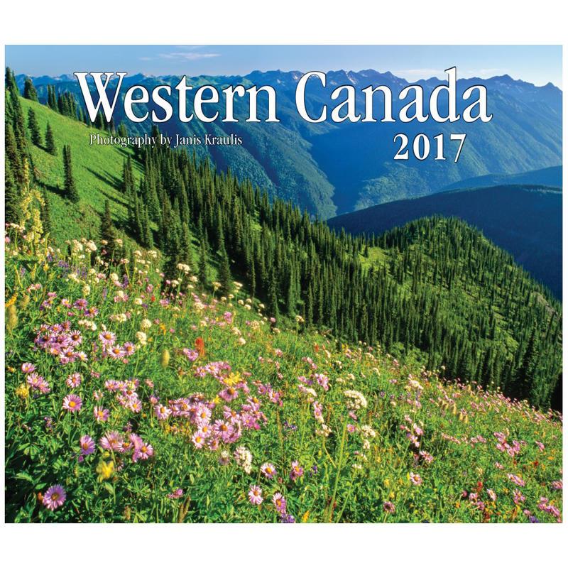 Calendrier Western Canada 2017