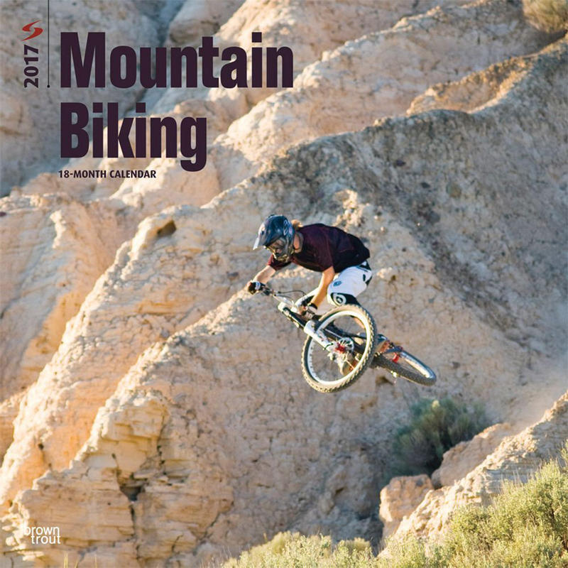 Calendrier Mountain Bike 2017