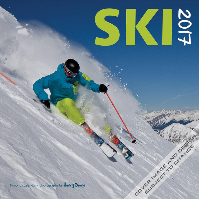 Calendrier Ski 2017