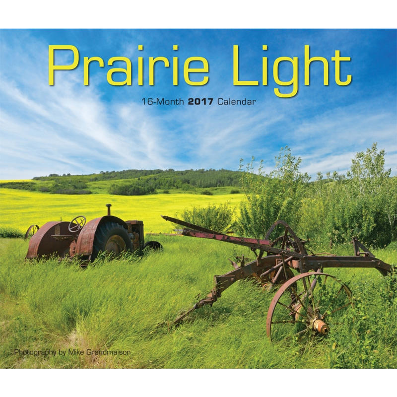 Calendrier Prairie Light 2017