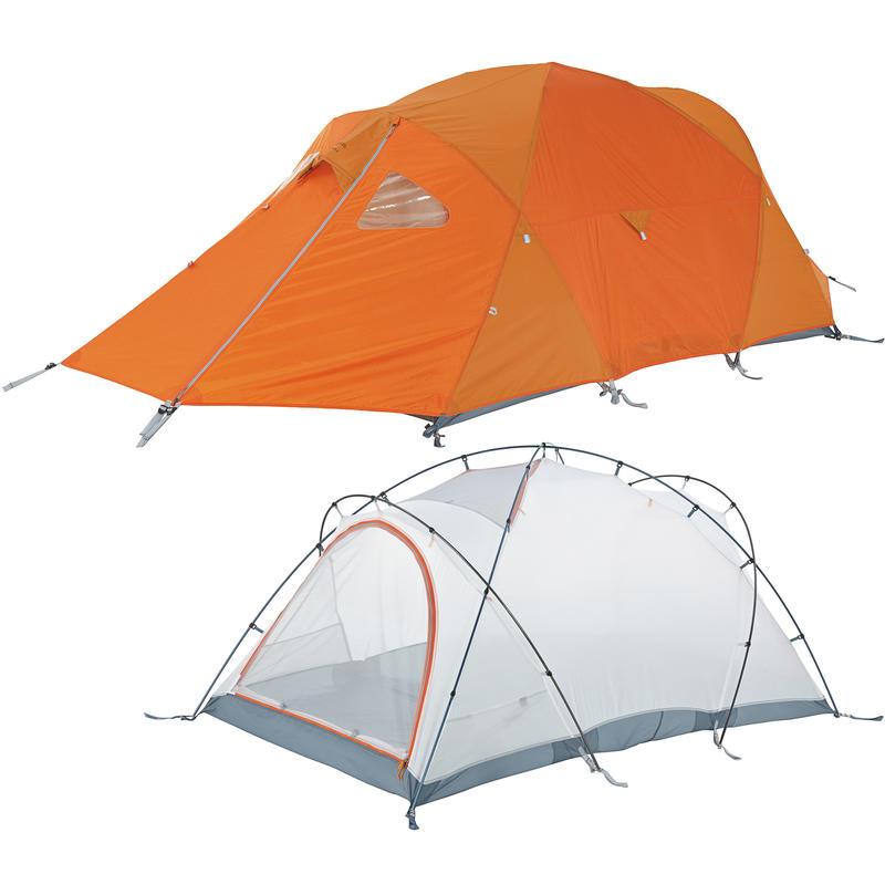 Lightfield 2 Tent Carotene/Fire