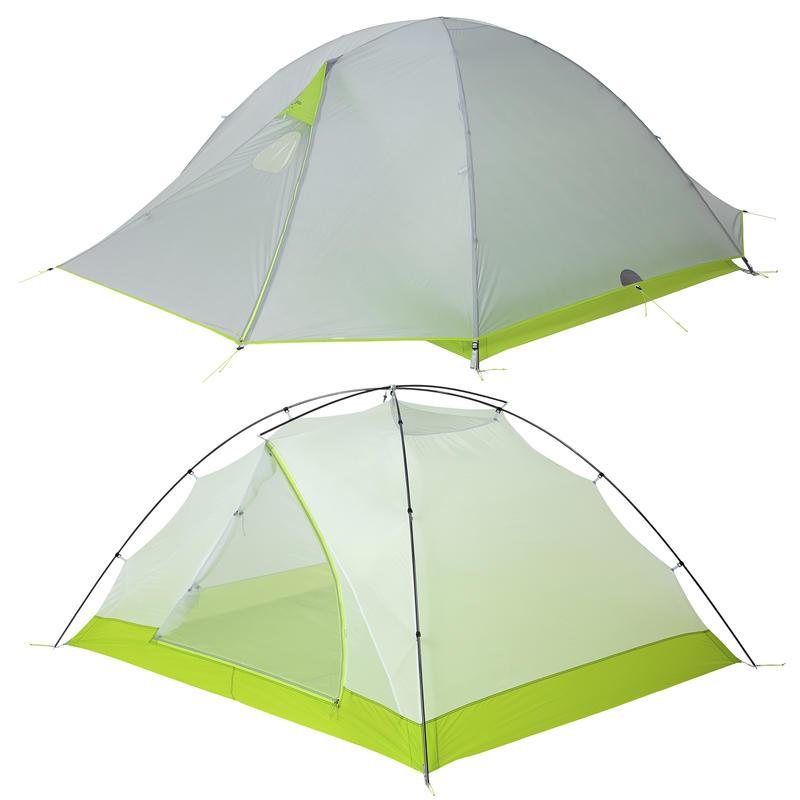 Tente Volt 3 Acier inoxydable/Pomme sûre
