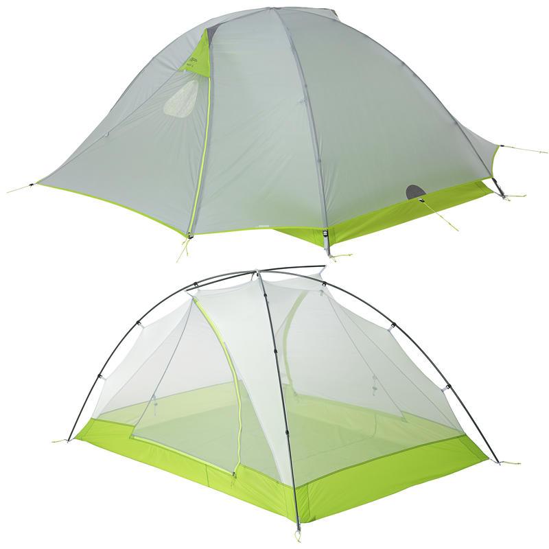 Tente Volt A/C 2 Acier inoxydable/Pomme sûre